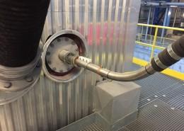 0_Dosaggio e trasporto pneumatico carbone al reattore