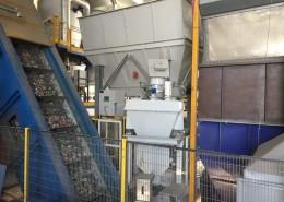 0_Ricevimento e dosaggio polveri di alluminio